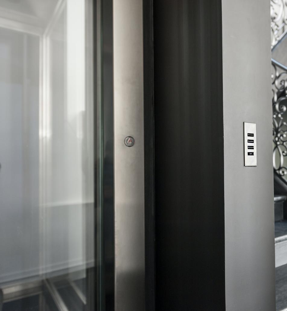ascenseur hotel particulier