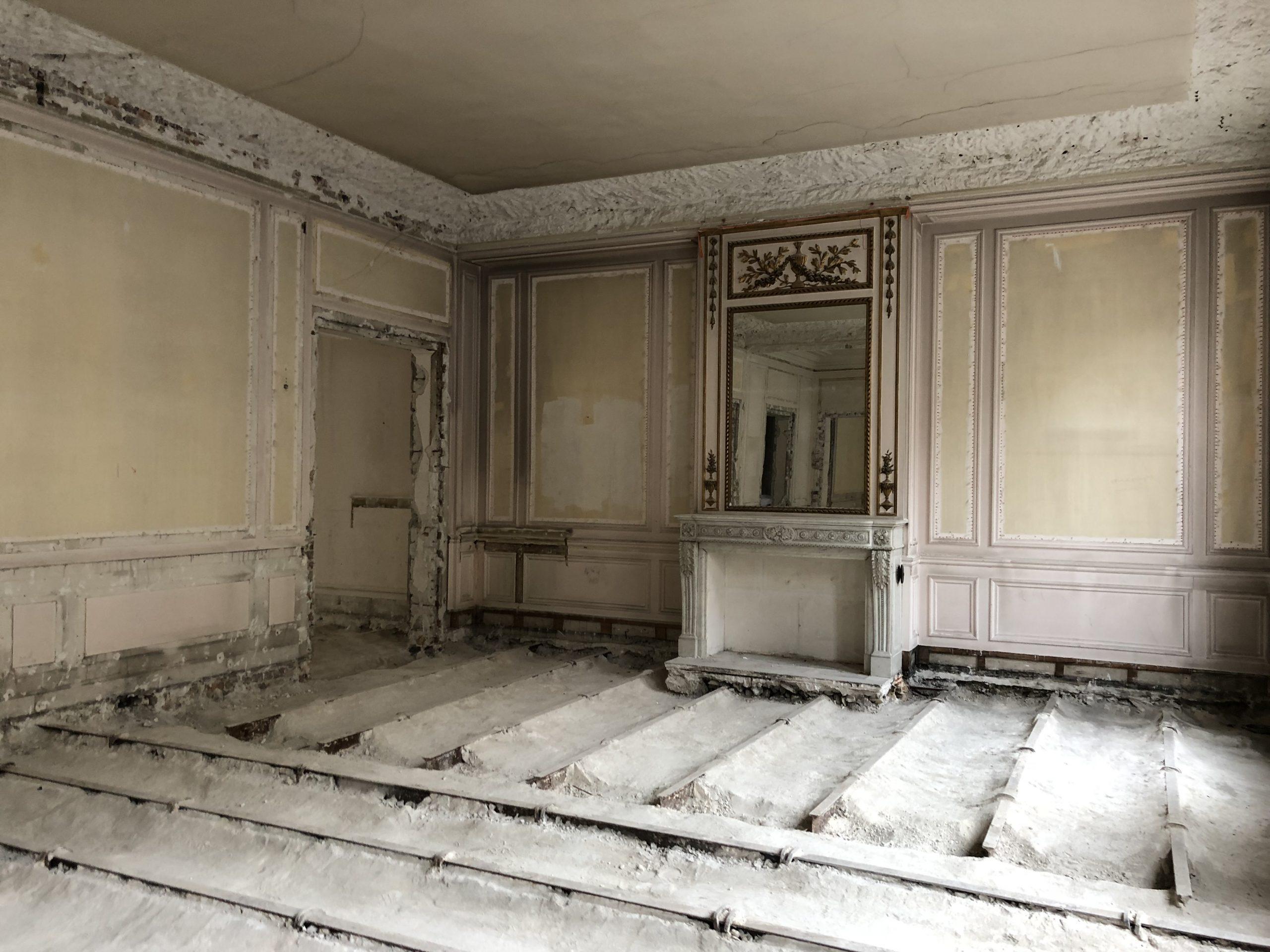 renovation paris